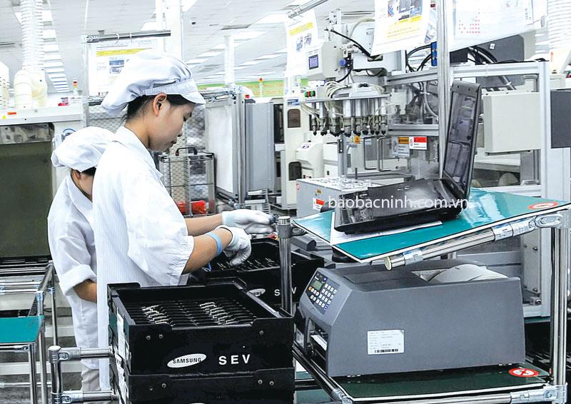 Vốn đầu tư từ Hàn Quốc đóng góp tích cực vào sự phát triển kinh tế của Bắc Ninh