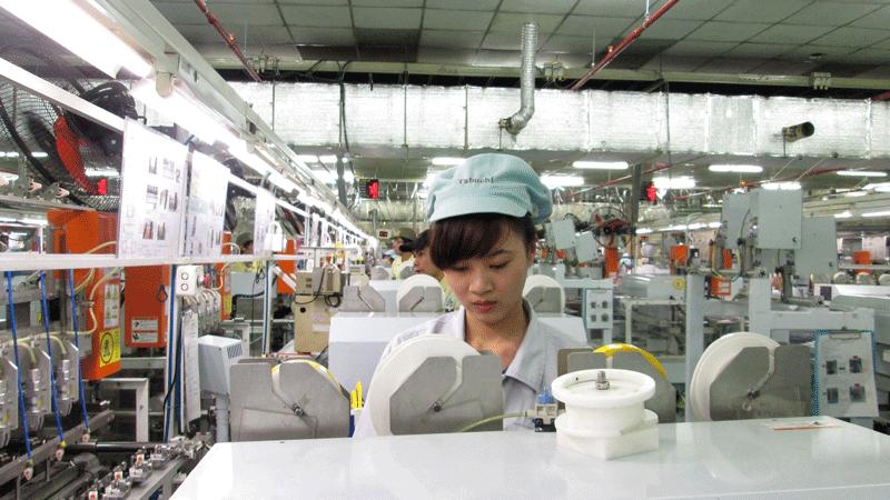 Bám sát các chương trình, kế hoạch hoàn thành mục tiêu phát triển công nghiệp