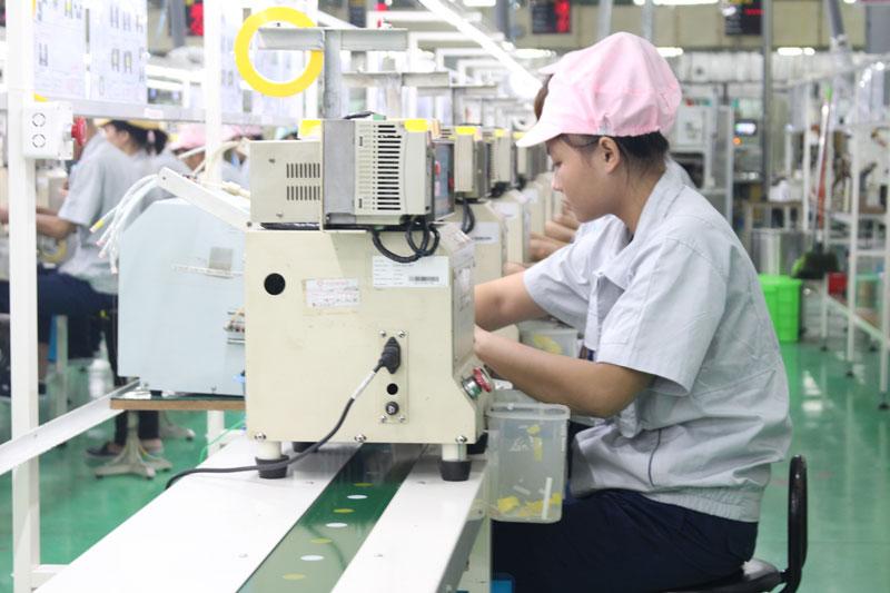 Tiên Du: Tạo bước chuyển mạnh mẽ trong phát triển công nghiệp