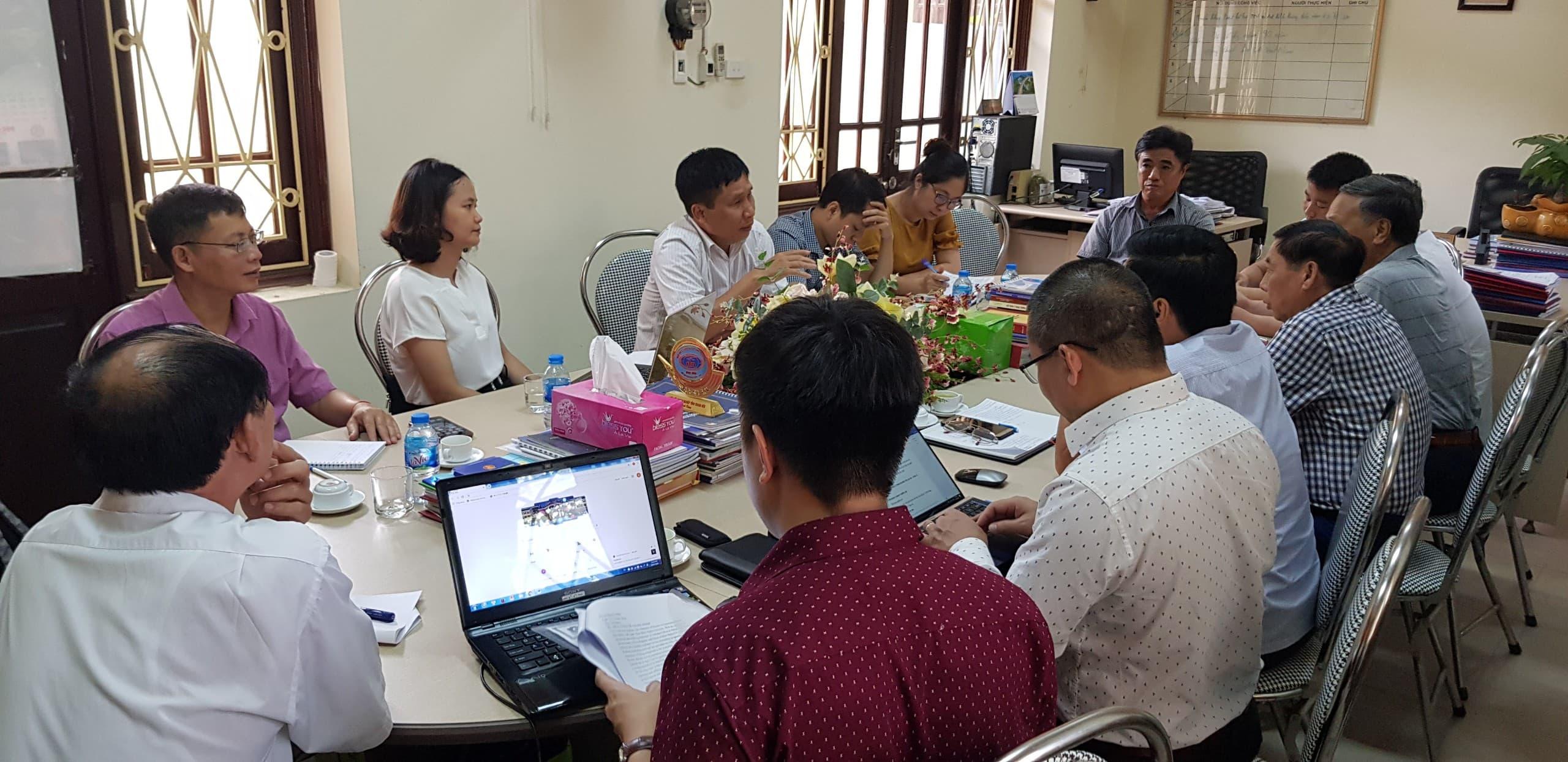 Hiệp hội Doanh nghiệp nhỏ và vừa tỉnh Bắc Ninh làm việc với đoàn công tác Viện Kinh tế Việt Nam